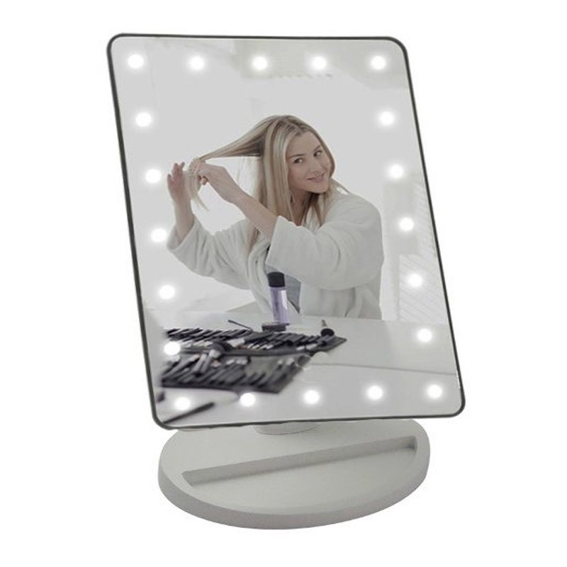 Καθρέφτης με Φωτισμό LED