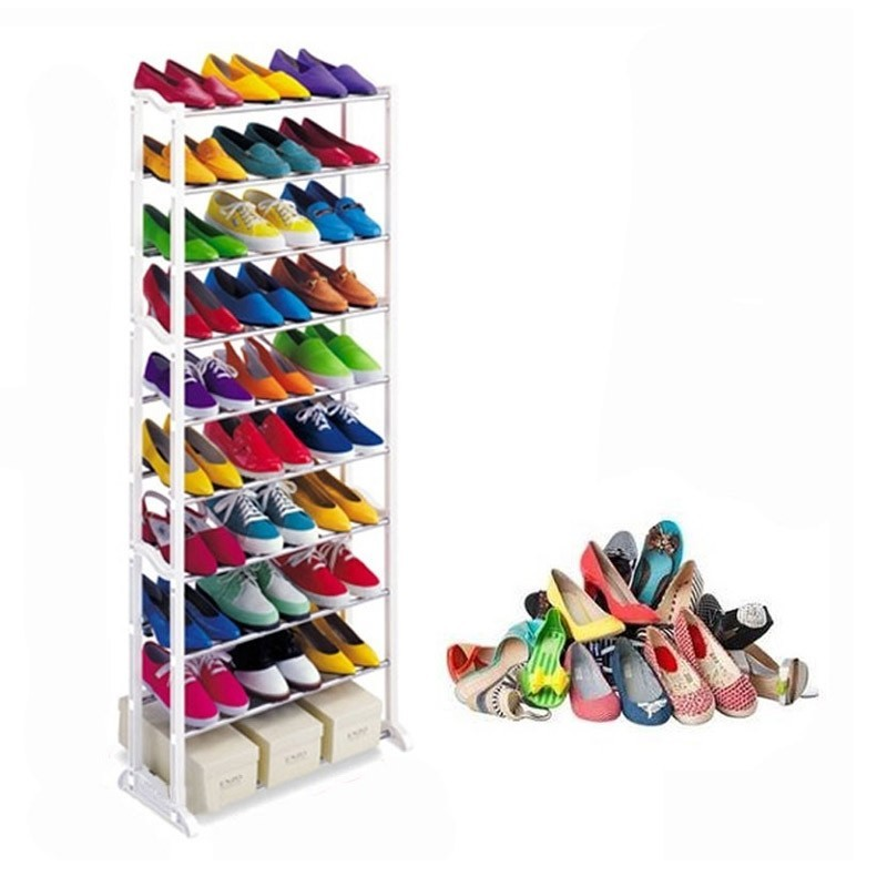 11.9 - Ντουλάπα Αποθήκευσης για 20 Ζευγάρια Παπούτσια Shoe Rack