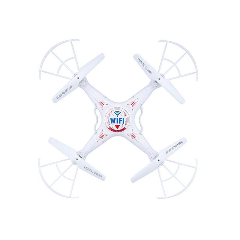 Τηλεκατευθυνόμενο Ελικόπτερο Quadcopter με HD Camera και WiFi