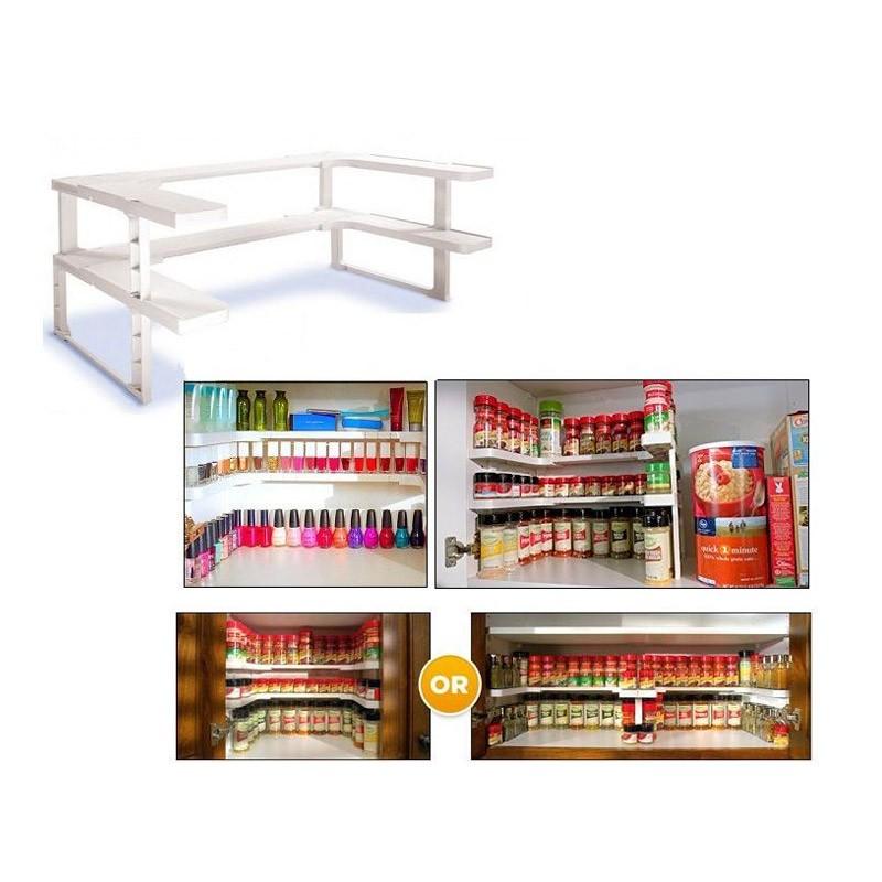 Οργανωτής Μπαχαρικών Spicy Shelf