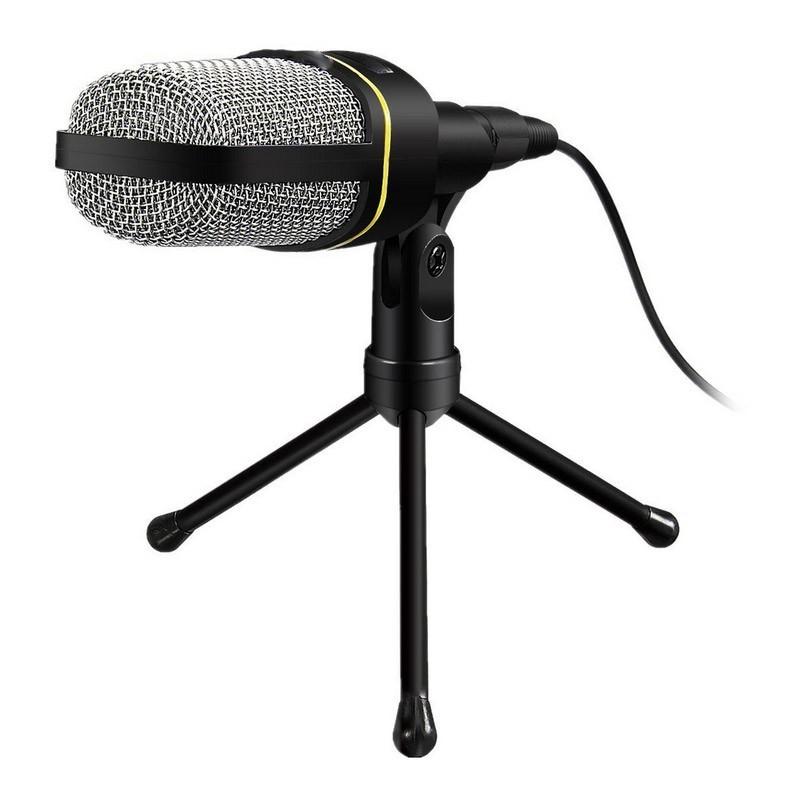 Πυκνωτικό Μικρόφωνο Ηχογραφήσεων για Υπολογιστή