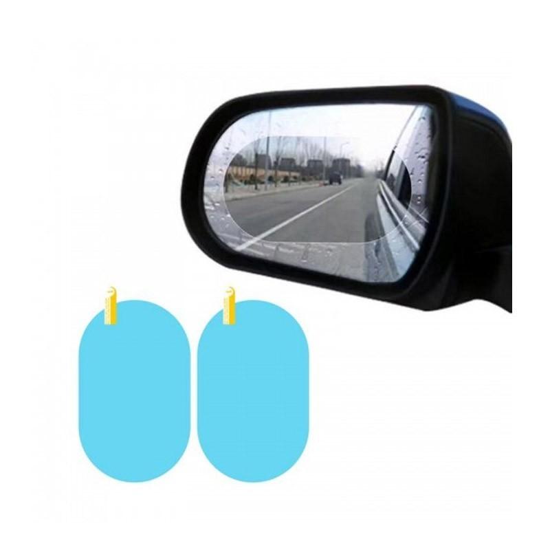 Σετ Αδιάβροχες Μεμβράνες για τους Πλαϊνούς Καθρέφτες Αυτοκινήτου – 2 Τεμάχια