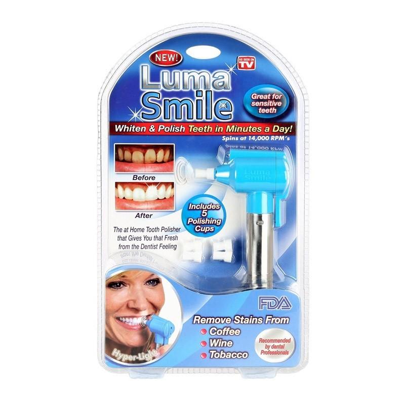 Συσκευή Λεύκανσης Δοντιών Luma Smile