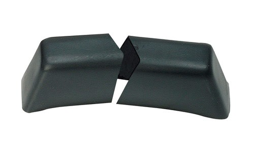 22.4 - Τελείωμα Περιμετρικού Ελαστικού Μαύρο (Μονοκόμματο) - Συσκευασία Των 10 Τεμαχίων