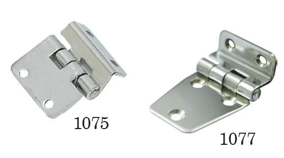 15.85 - Μεντεσέδες Inox Γωνιακοί 41mm x 40mm x 9mm- Σετ Των 5 Τεμαχίων