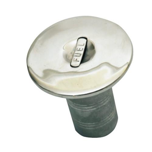 28.91 - Τάπα Πλήρωσης Inox Ίσια Καυσίμου Διαμέτρου 38mm