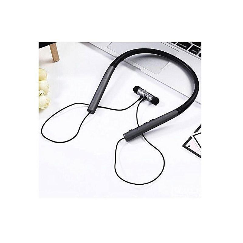 Ασύρματα Ακουστικά με Bluetooth Χρώματος Μαύρο BT-790