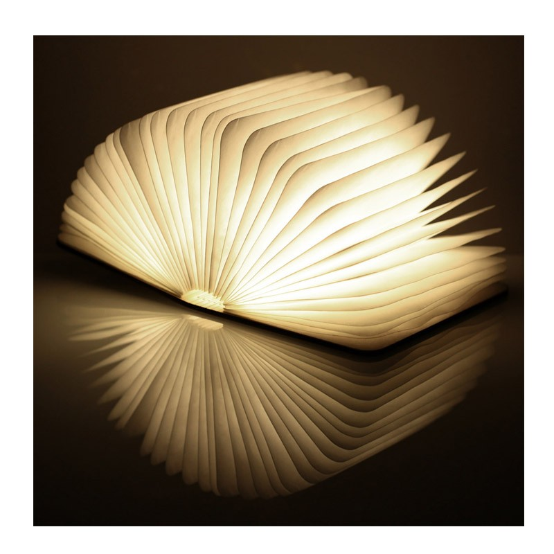 Διακοσμητικό Φωτιστικό LED σε Σχήμα Βιβλίου