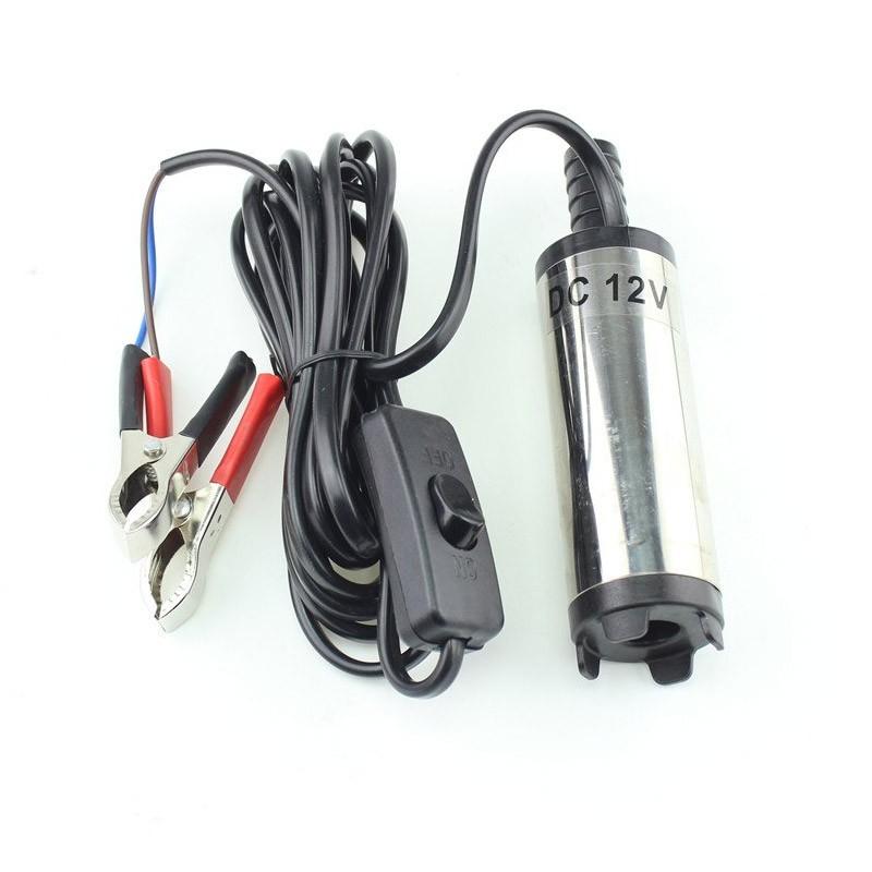 24.9 - Ηλεκτρική Αντλία Πετρελαίου για Οχήματα
