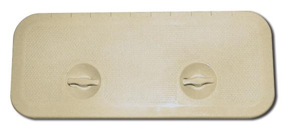 41.73 - ΠΟΡΤΑΚΙΑ EVAL ΟΡΘΟΓΩΝΙΑ ΧΡΩΜΑΤΟΣ ΜΠΕΖ  173mm x 530mm