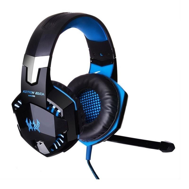 29.9 - Ακουστικά για Gamers Kotion Each G2000
