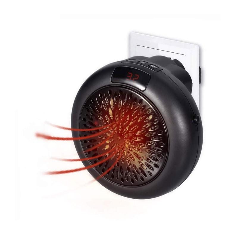 Μίνι Σόμπα Πρίζας - Αερόθερμο Wonder Heater με Θερμοστάτη & Χρονοδιακόπτη