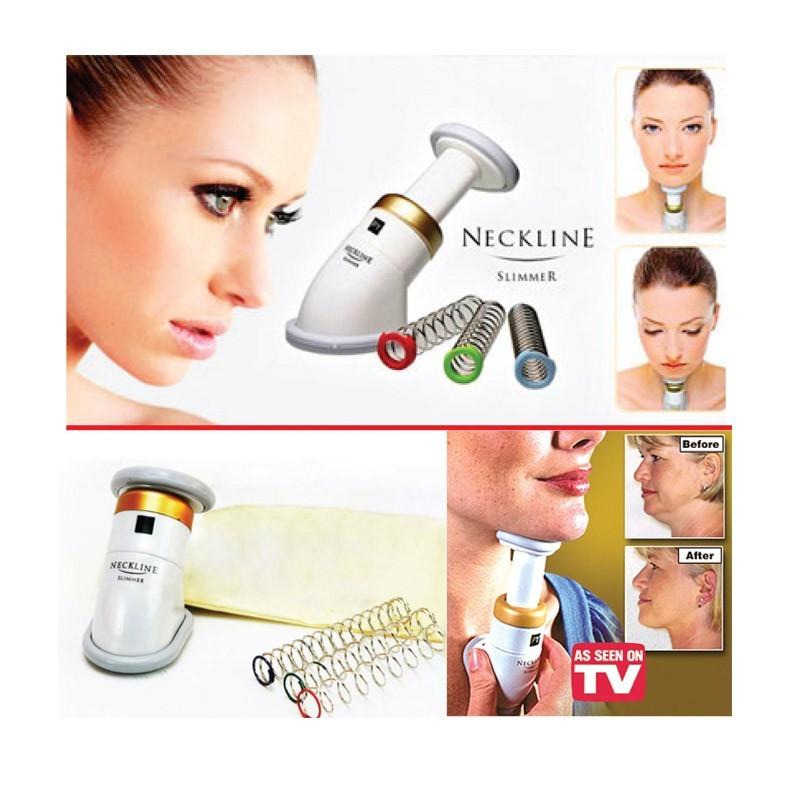 Συσκευή Σύσφιξης και Τόνωσης Λαιμού Neckline Slimmer