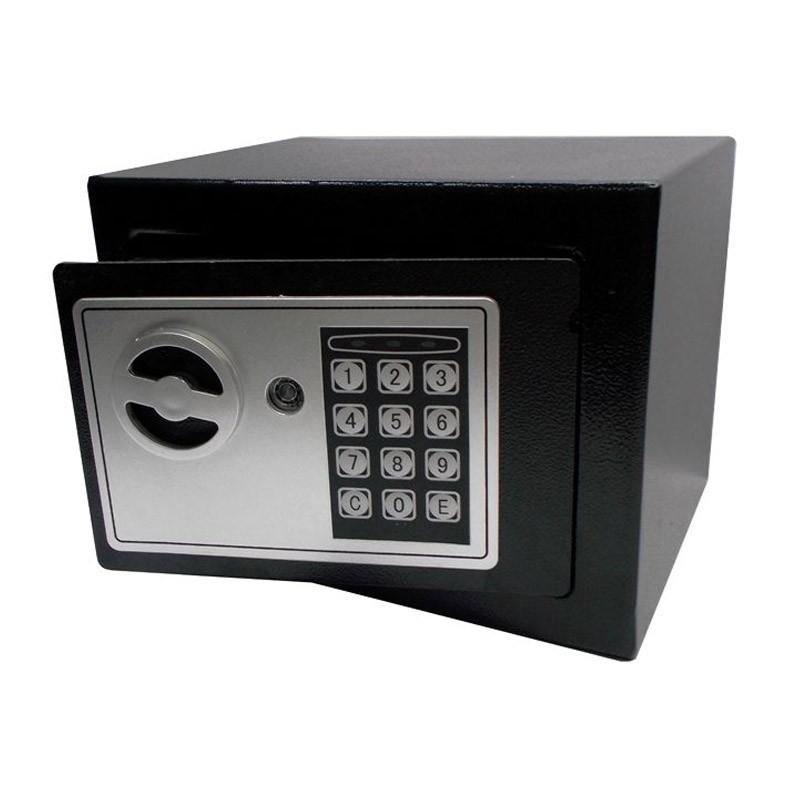 Χρηματοκιβώτιο Ασφαλείας με Ηλεκτρονική Κλειδαριά και Κλειδί