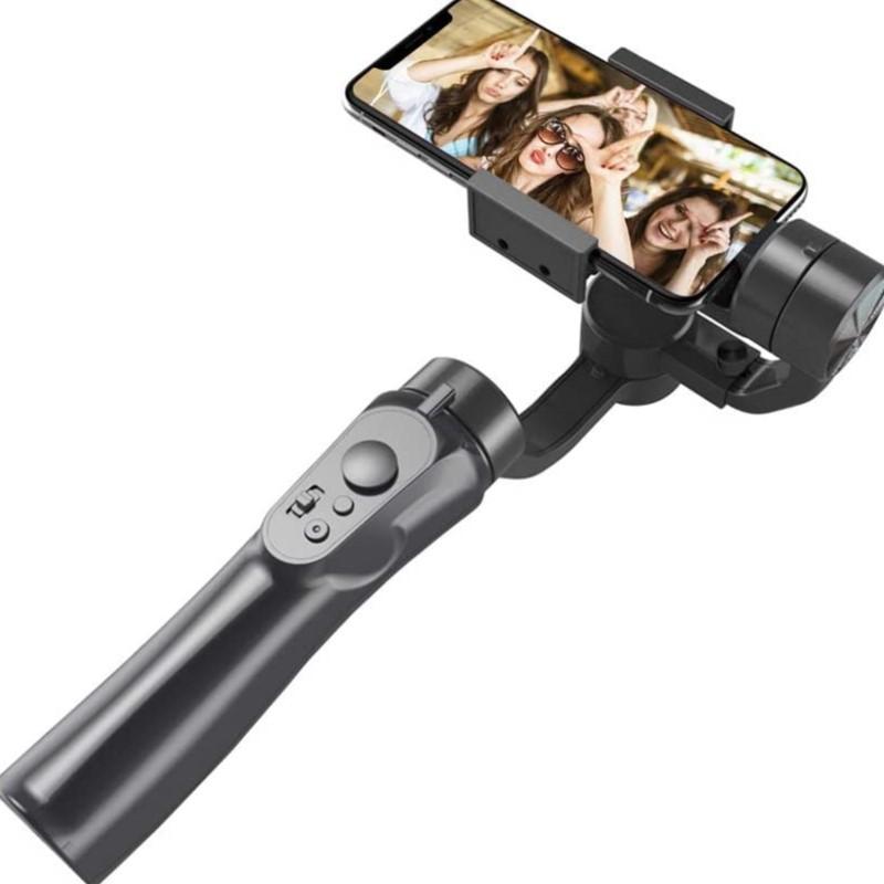 129.9 - Bluetooth Χειροκίνητος Σταθεροποιητής Εικόνας & Βίντεο Κινητού