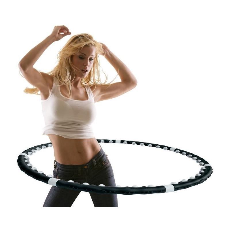 17.5 - Hula Hoop - Όργανο Γυμναστικής με Μαγνητικές Σφαίρες