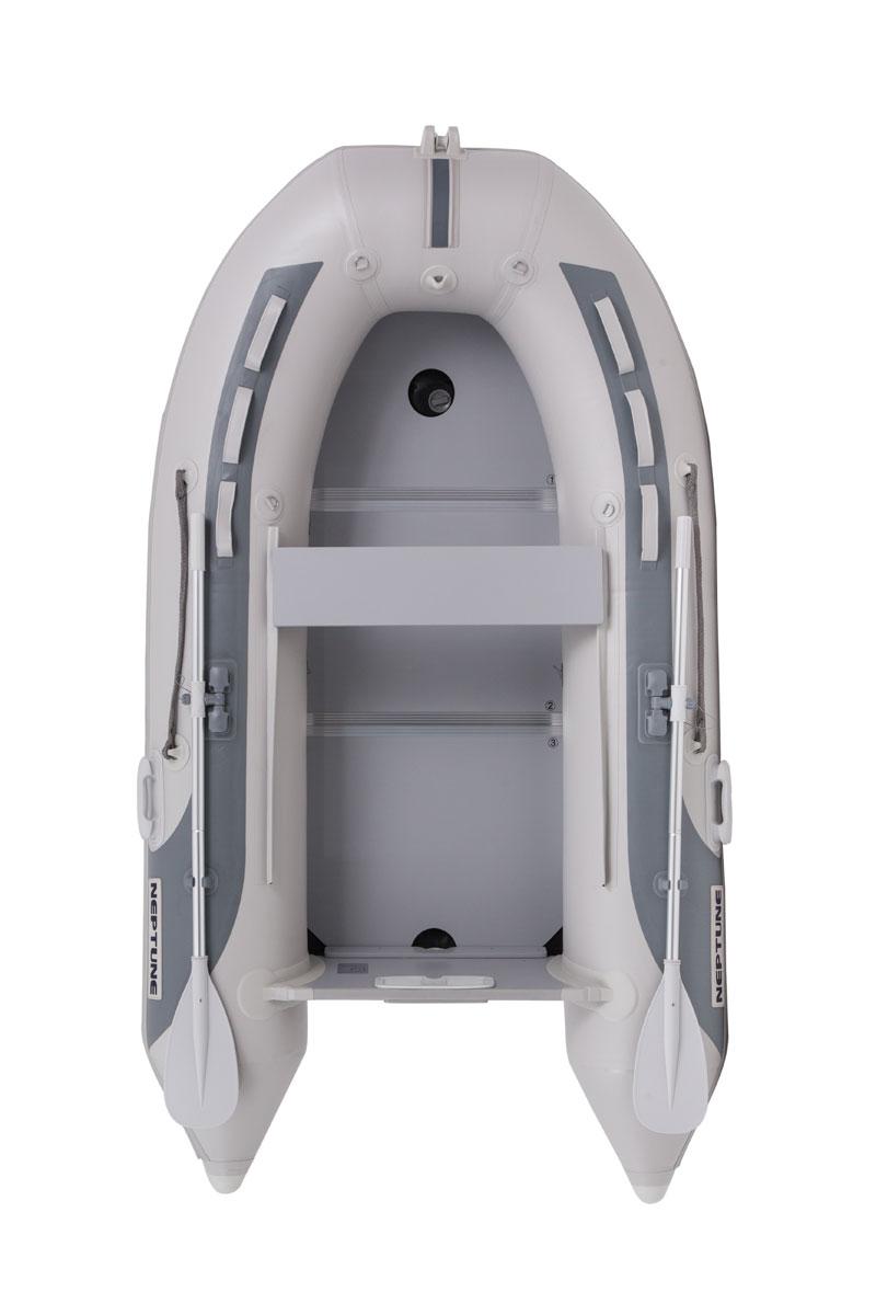 964.54 - Σκάφος Φουσκωτό 2.70m Με Ξύλινο Δάπεδο