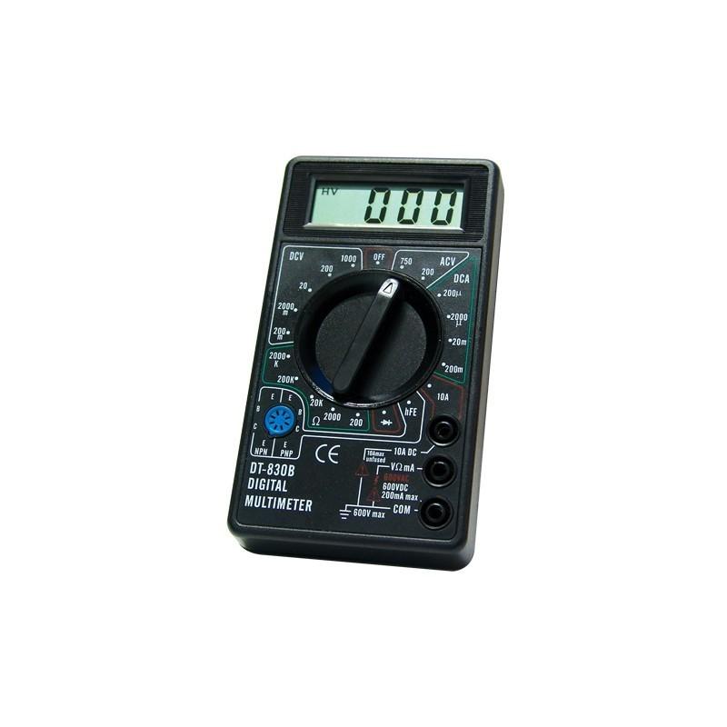 9.9 - Ψηφιακό Πολύμετρο DT-830B