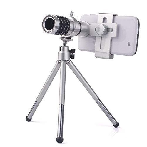 39.8 - Φακός Κάμερας & Τηλεσκόπιο 12x - Universal Clip