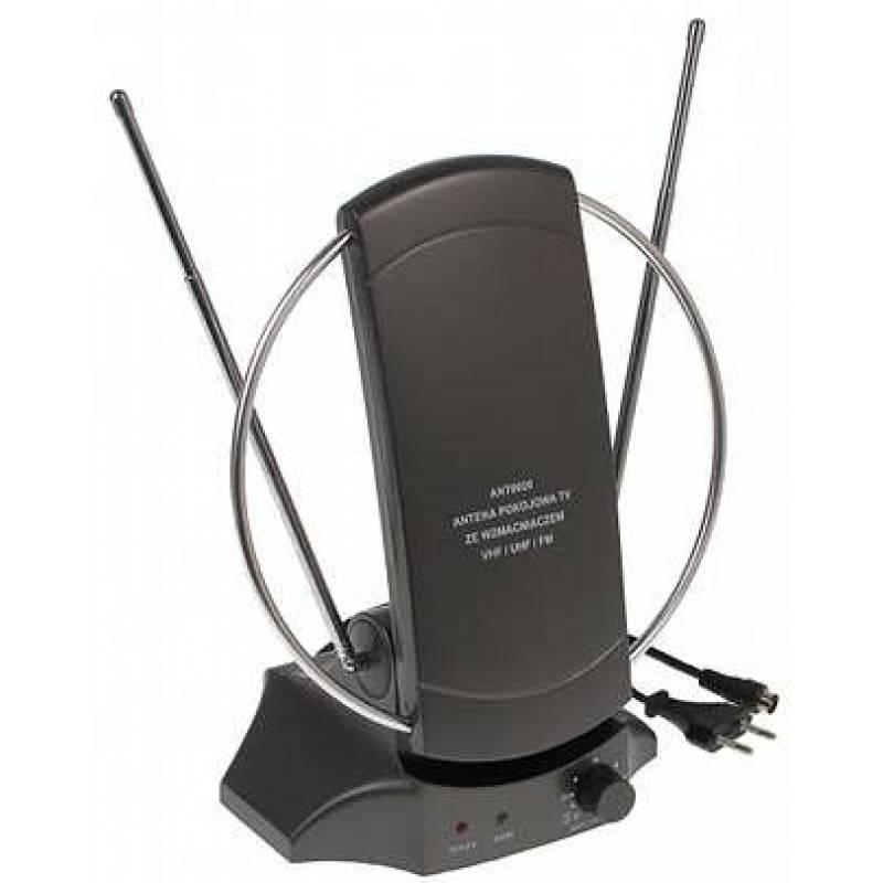 14.9 - Εσωτερική Ψηφιακή Κεραία Με Ενισχυτή UHF/VHF/FM