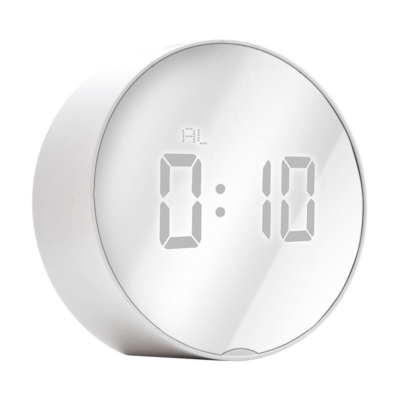 14.9 - Επιτραπέζιο Ψηφιακό Ρολόι Καθρέφτης με Ξυπνητήρι