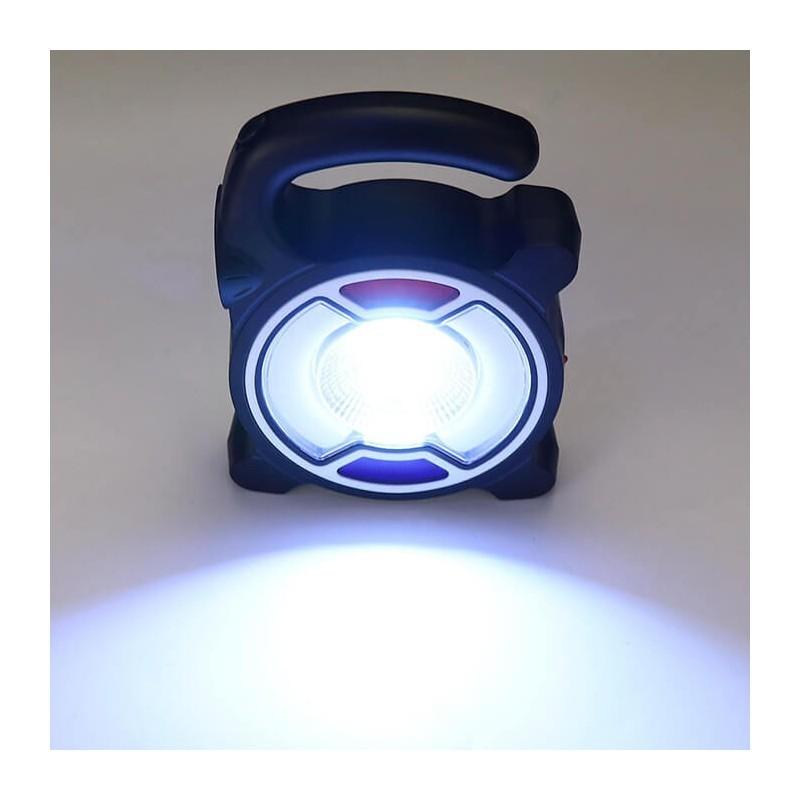 11.9 - Ηλιακός Φακός Επαναφορτιζόμενος USB