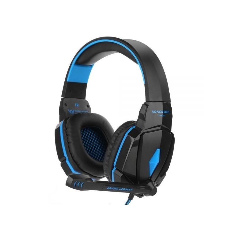 24.9 - Ενσύρματα USB Gaming Ακουστικά Με Μικρόφωνο