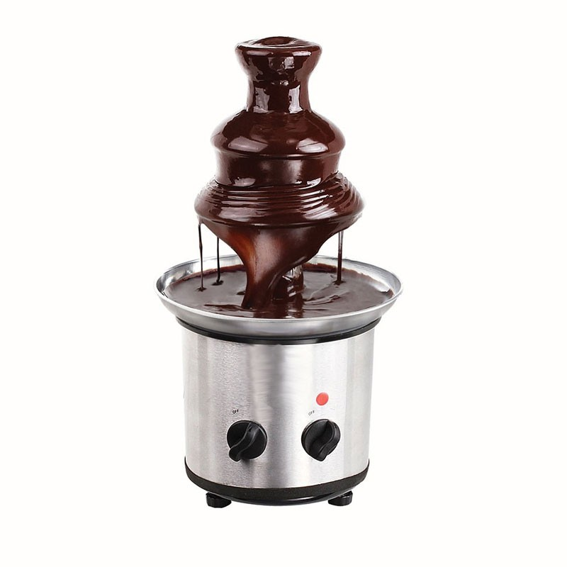 49.9 - Συσκευή Συντριβάνι για Fondue Σοκολάτας