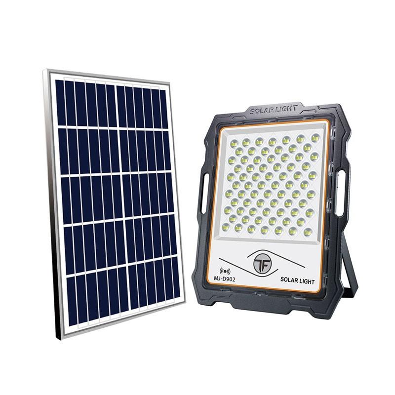 179.9 - Ηλιακός Προβολέας 200W με Κάμερα Ασφαλείας