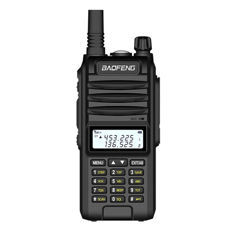 49.9 - Ασύρματος Φορητός Πομποδέκτης Walkie Talkie Baofeng UV-9RXF 10W