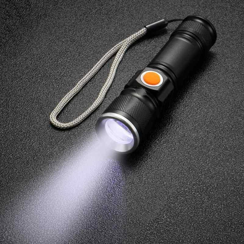 11.9 - Φακός USB Υψηλής Φωτεινότητας