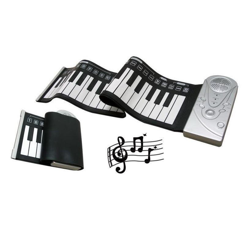 49.9 - Ευλύγιστο Πιάνο Αφής με 37 Πλήκτρα