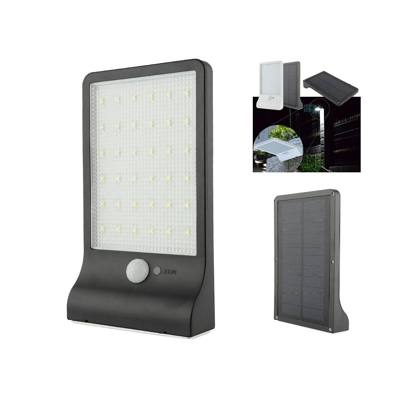 19.9 - Ηλιακός Προβολέας LED SMD Με Αισθητήρα Κίνησης