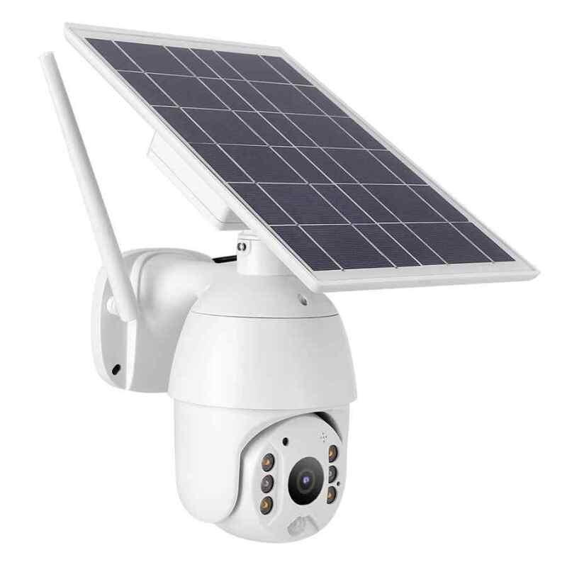 189.9 - Ηλιακή Κάμερα με Σύστημα Παρακολούθησης