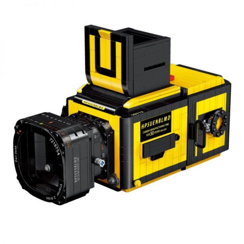 44.9 - Συναρμολογούμενο Μοντέλο Ρετρό Κάμερας
