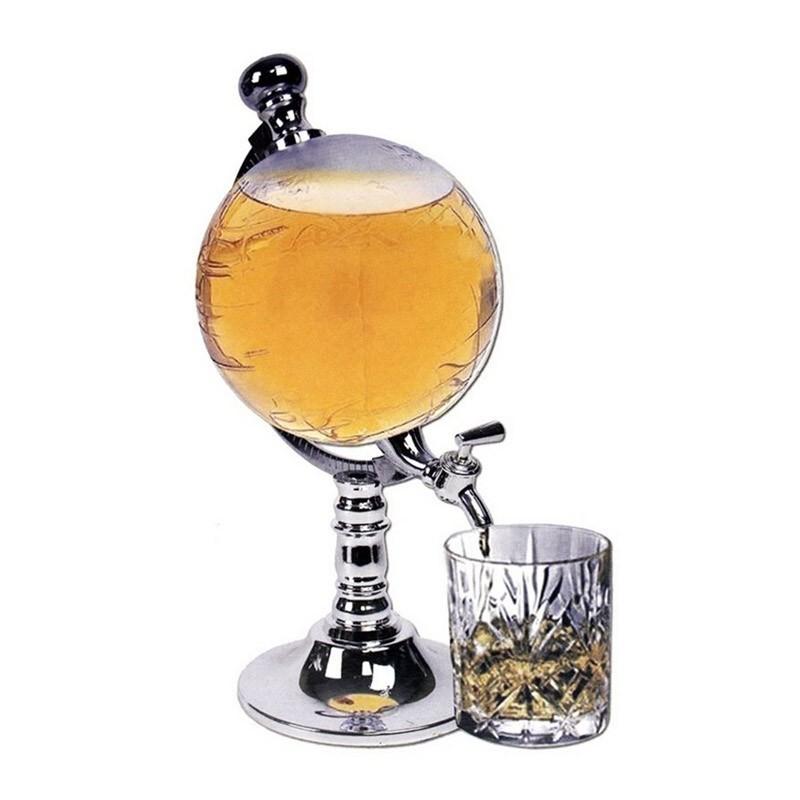 34.9 - Διανεμητής Μπύρας Υδρόγειος Σφαίρα 3,5 Lt