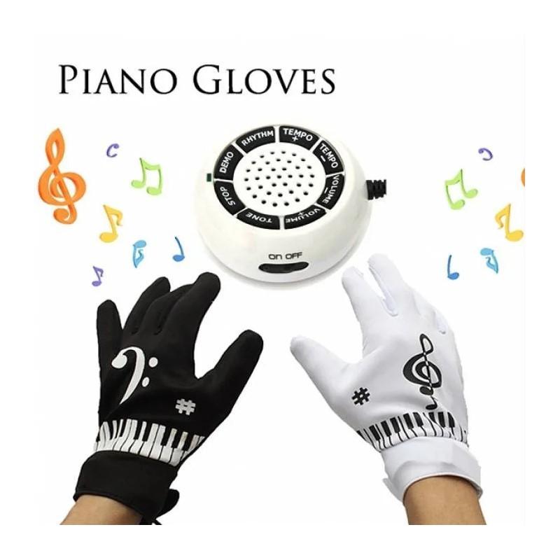 49.9 - Διαδραστικά Γάντια Χεριών Μουσικής Πιάνου