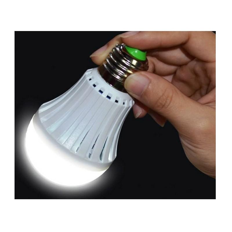 12.9 - Λάμπα Ασφαλείας LED 9 W με Ενσωματωμένη Μπαταρία