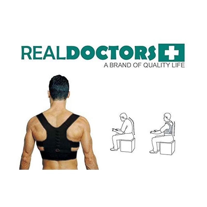 9.9 - Μαγνητική Ζώνη Υποστήριξης Πλάτης-Real Doctors