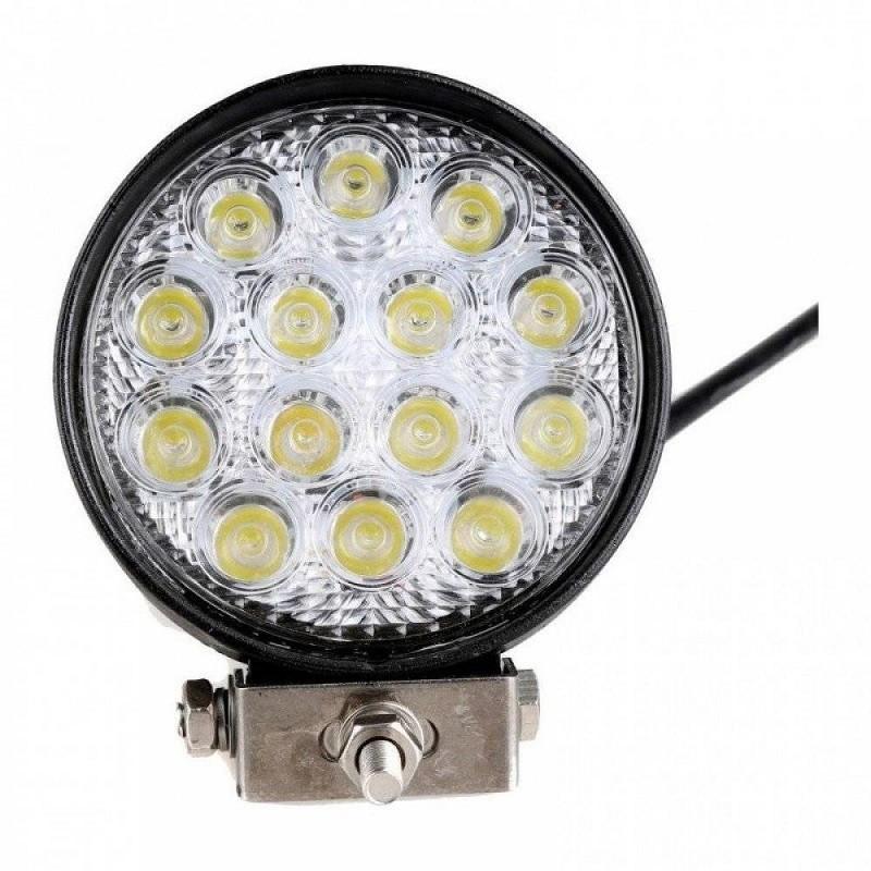 17.9 - Στρογγυλός Προβολέας Οχημάτων LED