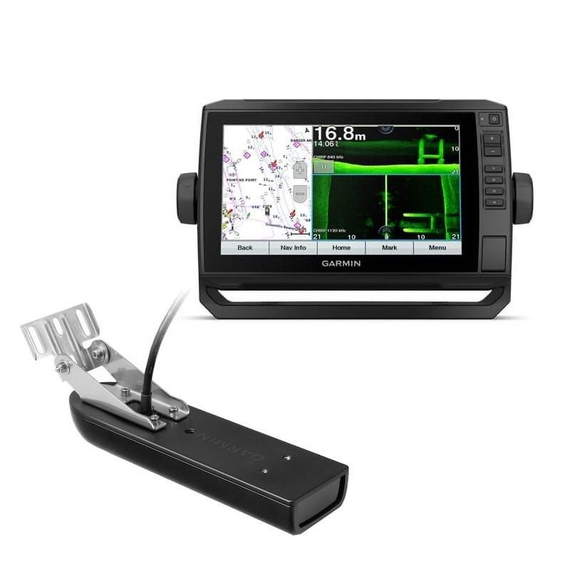 1604.9 - Garmin-Echomap UHD 92sv με Χάρτη Ελλάδος G3 και Αισθητήριο GT 51
