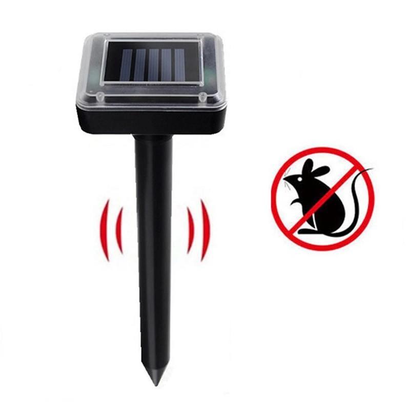 19.9 - Ηλιακό Απωθητικό Τρωκτικών με Τεχνολογία Ήχου Κύματος και Δόνησης