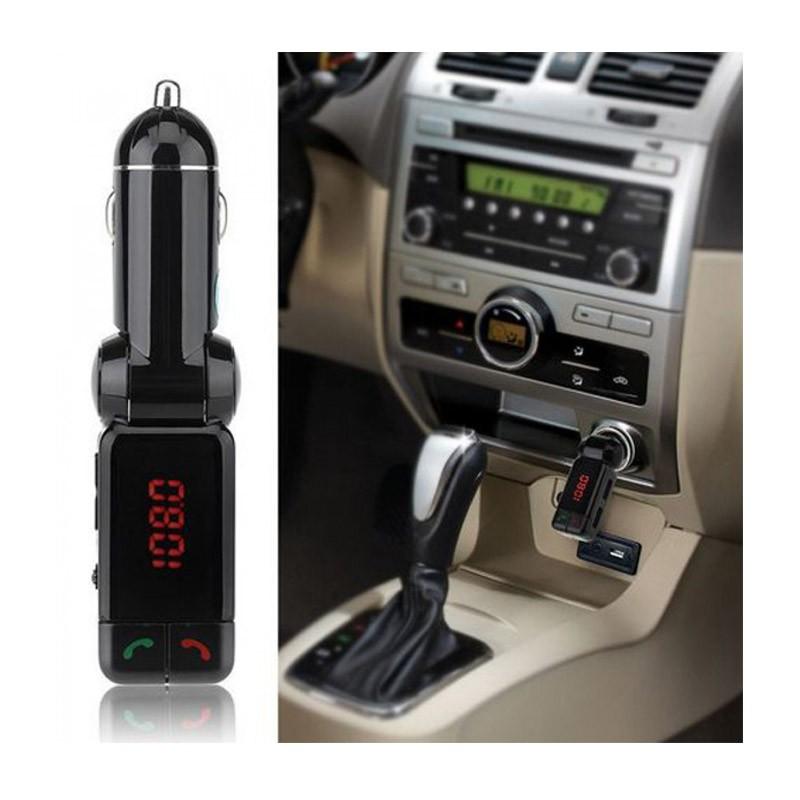 16.9 - Bluetooth USB MP3 Player, FM Transmitter και Φορτιστής Αυτοκινήτου