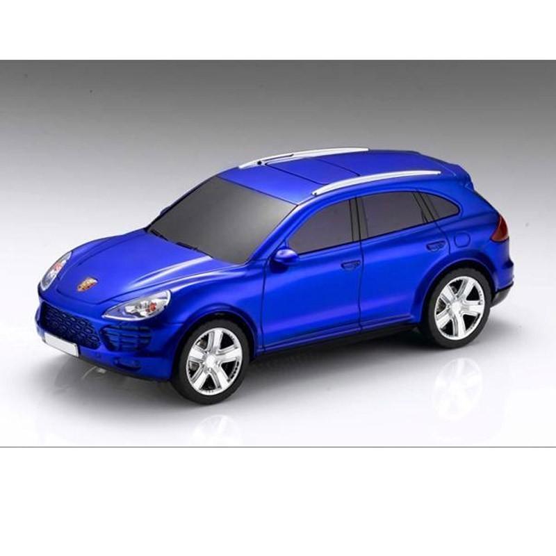 29.9 - Φορητό Ηχείο MP3 Player ''Porsche Cayenne'' Χρώματος Μπλε