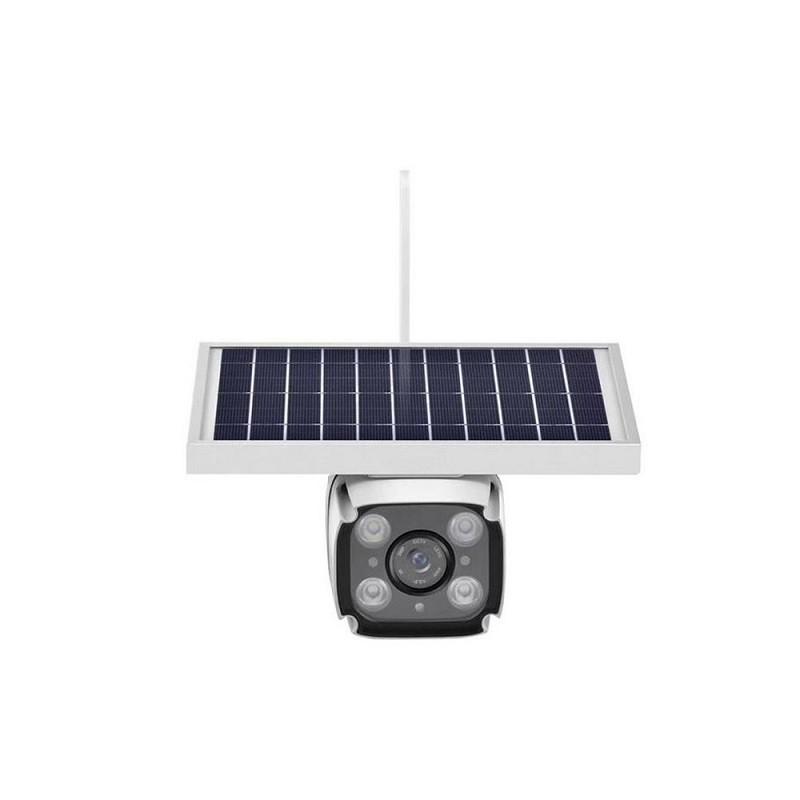 149.9 - Ασύρματη Κάμερα Παρακολούθησης με Ηλιακό Πάνελ