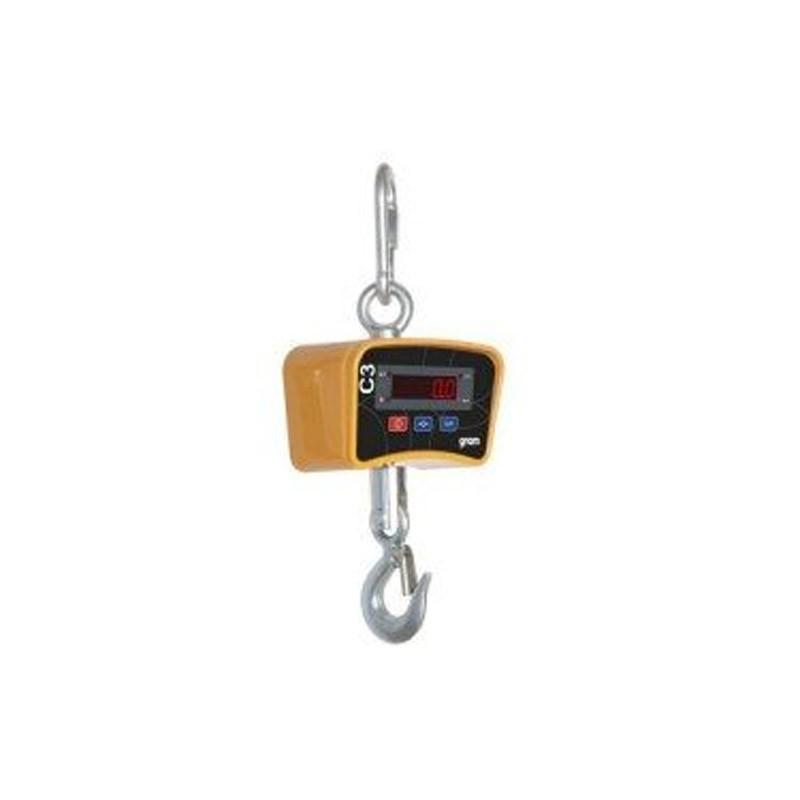 99.9 - Κρεμαστή Ψηφιακή Ηλεκτρονική Ζυγαριά 500Kg