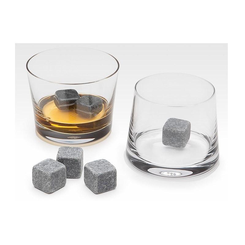 10.9 - Παγάκια Whisky Stones - Σετ 9 Τεμάχια