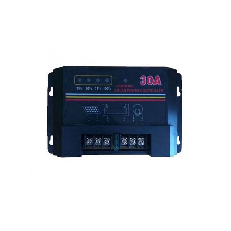 29.9 - Ρυθμιστής Φόρτισης Μπαταριών για Φωτοβολταϊκά Συστήματα 30 Α - 12 V