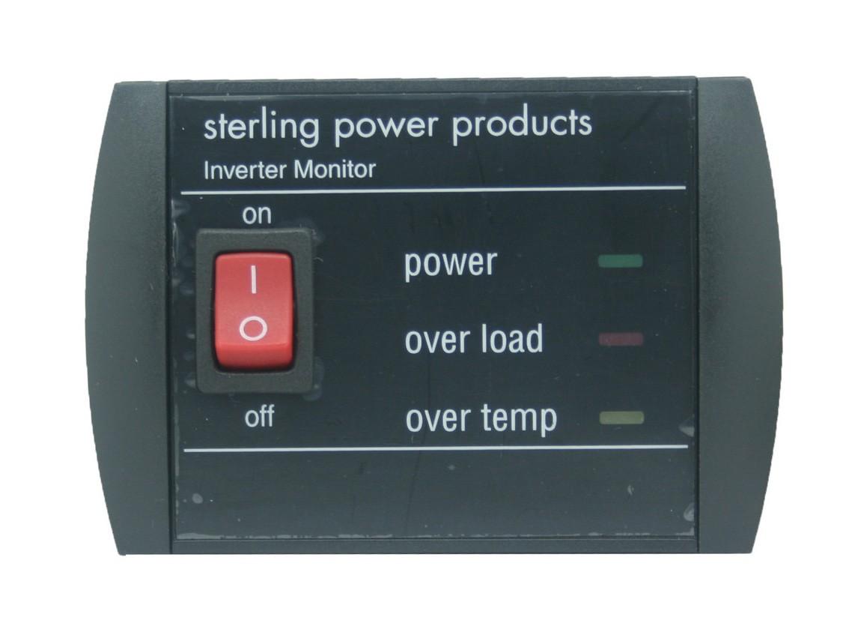 52.86 - Τηλεχειριστήριο Για Inverters Pro Power Q