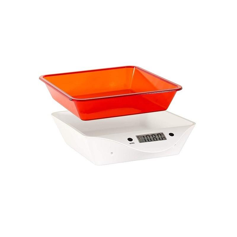 19.9 - Ψηφιακή Ζυγαριά Κουζίνας με Αποσπώμενο Μπολ 5kg